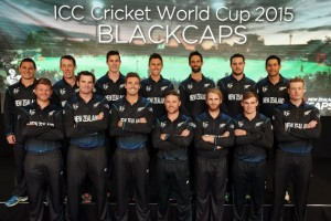 New Zealand (Kiwis) Cricket Team World Cup 2015- Full Squad