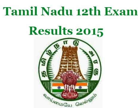 Tamilnadu +2 12th Result 2015 Release on May 7 @10 am