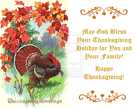 happy thanksgiving cards 2016