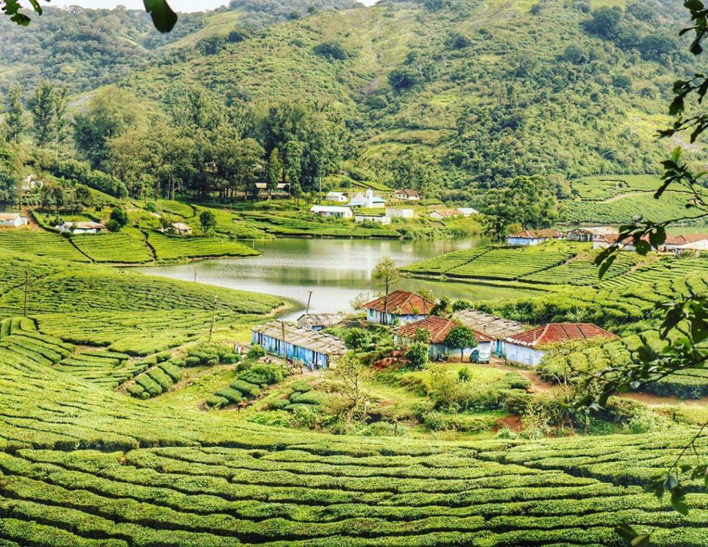 megamalai tourist places